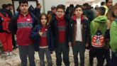 Los centros de enseñanza Santiago, Reina Sofía e IES Prado Mayor participaron en la 1ª Jornada Regional de Ajedrez de Deporte Escolar