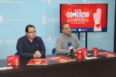 San Pedro del Pinatar lanza la campaña 'Nuestro comercio enamora' para incentivar las compras por San Valentín