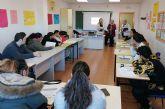 15 jóvenes se forman en Las Torres de Cotillas en operaciones auxiliares de almacenaje