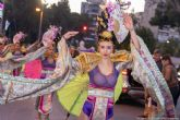 La alcaldesa anima a ciudadanos y comerciantes a vivir el Carnaval cartagenero engalanando la ciudad