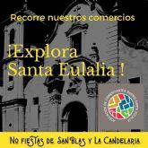 Santa Eulalia se viste de amarillo