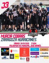 Murcia Cobras buscar la primera victoria de la temporada