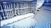 Una serie documental histórica sobre ingeniería que incluye el Teatro Romano de Cartagena resulta finalista en el Festival de Nueva York