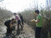Arranca el Programa de Voluntariado Ambiental del Ayuntamiento de Molina de Segura ¡Voluntari@s naturalmente!