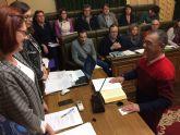 Unanimidad en las tres mociones presentadas al pleno de febrero