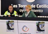 Siete unidades caninas de cuerpos de Policía Local participarán en una exhibición en Las Torres de Cotillas
