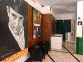 La Filmoteca de la Región recuerda a José Crespo con una selección de sus fotografías, recortes de prensa y objetos personales