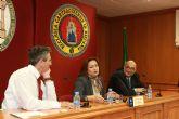 Miriam Álvarez:'Queremos diplomáticos murcianos'
