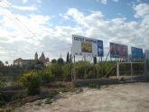 Cambiemos Murcia denuncia el caos de las vallas publicitarias en los entornos BIC