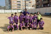 El CD La Manga sigue lider de la liga de cadetes tras la decimo segunda jornada del Campeonato de Futbol base de Cartagena