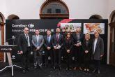 Quesos El Cabecico recibe el premio a la mejor pyme de la Región de Murcia por parte de los consumidores de Carrefour