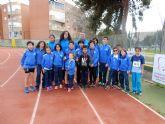 El Club Atletismo Alhama brilla en la Final Regional Individual
