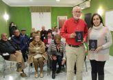 El escritor Ángel Alonso Muñoz presenta su novela 'Desperté' en Puerto Lumbreras