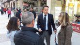 El Alcalde valora como 'positiva y valiente' la decisión del Ministerio de Economía de afrontar la reforma de la financiación de los Ayuntamientos