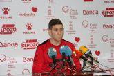 Fernando: 'Nuestro principal objetivo es este viernes ante Peñíscola y llegar a la Copa con el mayor número de puntos posible'