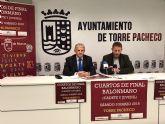 400 deportistas participarán en los Cuartos de Final Cadete y Juvenil de Balonmano en Torre-Pacheco
