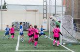 Publicados los horarios de la jornada diecisiete de la Liga Comarcal de Futbol Base