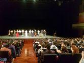 Cerca de 2.5000 escolares disfrutan de la obra 'Mariana Pineda' gracias al programa 'Detrás del Telón'