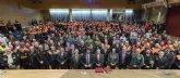 López Miras reconoce la labor de los 700 técnicos y voluntarios de Protección Civil, garantía de seguridad para la Región