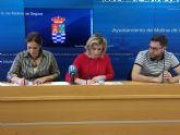El Ayuntamiento de Molina de Segura y la Entidad Urbanística Colaboradora de Conservación de Altorreal firman un convenio para la instalación de un red de videovigilancia para el refuerzo y mejora de la seguridad ciudadana