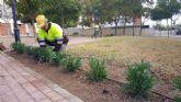 El Ayuntamiento resuelve más de 157.000 incidencias en los parques y jardines del municipio
