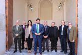 López Miras: 'Con la restauración de la Capilla del Socorro de Cartagena damos un paso más en la recuperación de nuestro patrimonio cultural'