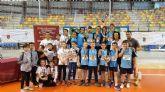 Cartagena, campeona regional de Atletismo Benjamín