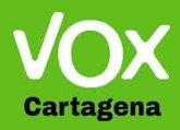 VOX Cartagena respecto a las declaraciones del Sr. Padín sobre el traslado de Aduanas a Cartagena