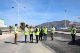 El Parque Industrial de Alhama consolida su expansión con las obras de las últimas fases del plan parcial El Valle