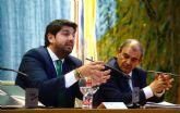López Miras clausura la XXXIV Asamblea General Ordinaria de la Unión de Cooperativas de Enseñanza de la Región