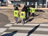 Más de 2.200 escolares de los 11 colegios del municipio, participan en el curso de Educación Vial 2018-2019