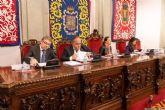 Pleno maratoniano en el Ayuntamiento de Cartagena