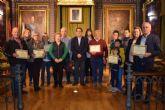 Entregados los reconocimientos a los belenes participantes en la V ruta del Bel�n