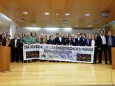 La Corporaci�n municipal escenifica su adhesi�n y apoyo institucional al D�a Mundial de las Enfermedades Raras