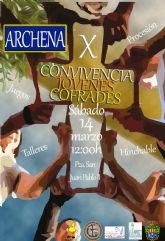 Archena - Jornada Jóvenes Cofrades - Semana Santa 2020