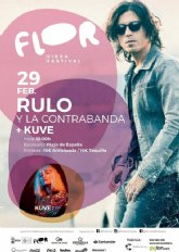 Flor Cieza Festival abre la programación con Kuve y Rulo y La Contrabanda