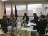 La Comunidad y la Diputación de Alicante analizarán los efectos de los futuros planes de cuenca en el Trasvase Tajo-Segura