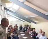 El edil de Ganadería destaca que 'el sector porcino de Lorca está a la vanguardia regional en la gestión de purines'