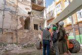 Cultura da el visto bueno a la demolición interior del edificio de la calle Cuatro Santos