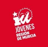 Jóvenes IU-Verdes Red de activistas apoyan la reactivación del Consejo de la Juventud de la Región de Murcia