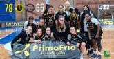 Victoria '12+1' para el UCAM Primafrio Jairis, frente al CB Pozuelo UFV, con una gran Starr Breedlove