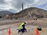 Comienzan los trabajos de caracterización de suelos que definirán el proyecto de descontaminación de la parcela de Peñarroya