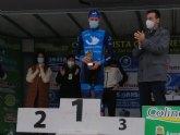 Abel Balderstone debuta con podio en el Memorial Juan Manuel Santisteban
