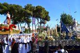 El Encuentro del Domingo de Resurrección cerró la Semana Santa Pinatarense 2016