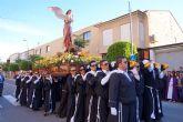 Alegría y júbilo en el Domingo de Resurrección de Las Torres de Cotillas