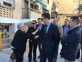 La mejora integral de Los Rosales se encuentra al 70% y beneficiará a 6.000 vecinos
