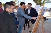 El segundo tanque de tormentas de Santiago de la Ribera evitará el vertido al Mar Menor de las correntías urbanas