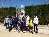 Penúltimo encuentro de liga del Club de Tenis Kuore frente al Club de Tenis La Alcayna de Murcia
