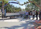 Comienzan las obras de remodelación del parque público Augusto Vels