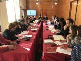 Más de 490 policías locales prestarán servicio en los 238 actos de Semana Santa de Murcia y pedanías